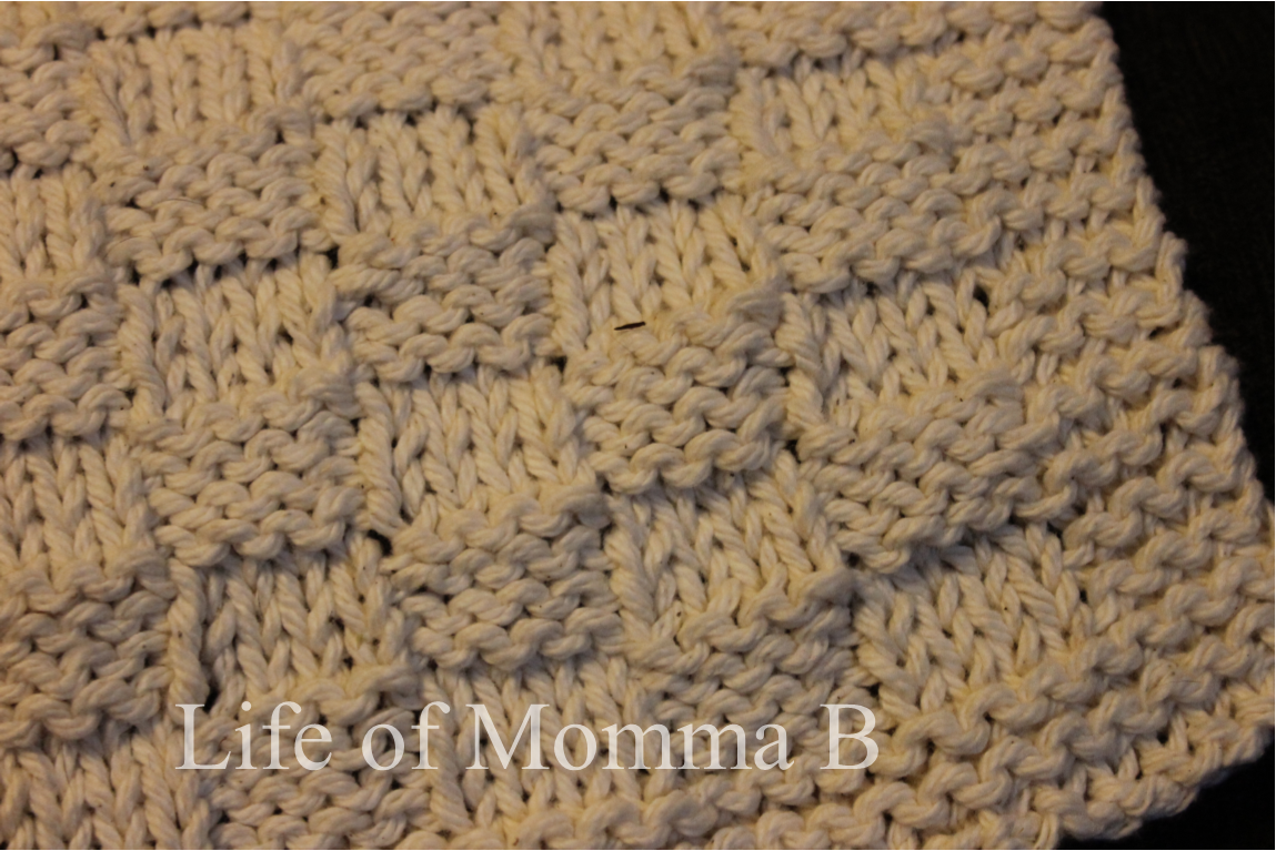 Easy Basket Weave Knit Pattern : 301 Moved Permanently