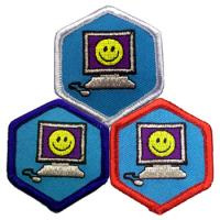 Computer Fun merit badge help | Life of Momma B