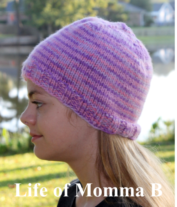 Beth Hat from Life of Momma B