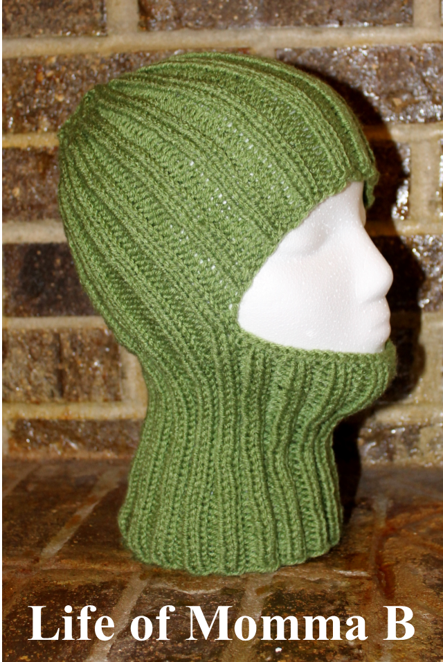 Free Knitting Pattern For Dog Balaclava : New word for today   Balaclava