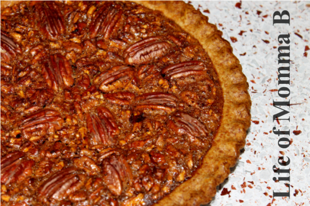 Pecan Pie | Life of Momma B