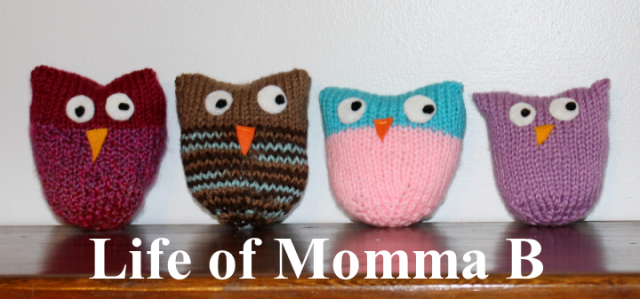 Owls free knitting pattern | Life of Momma B